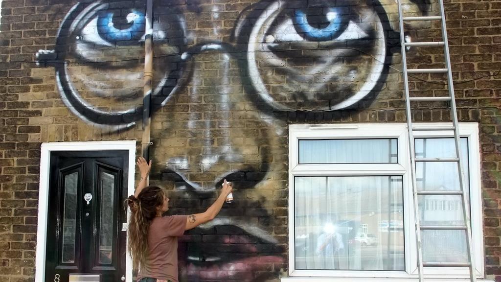 Une fresque murale Harry Potter divise les avis dans le Kent
