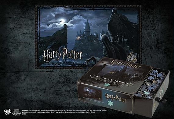 Noble Collection lance sa nouvelle gamme de puzzles Harry Potter !