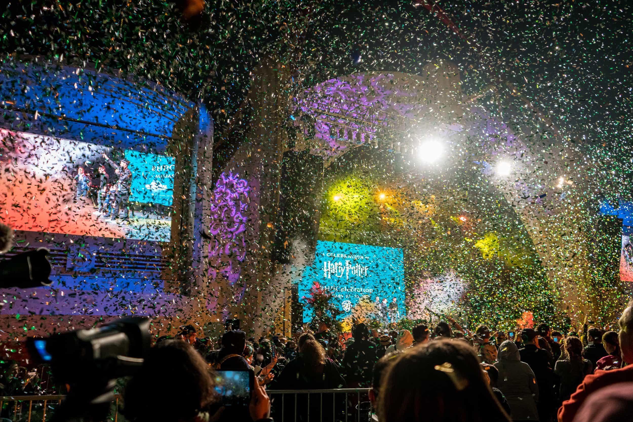 Pas de célébrations Harry Potter à Orlando en 2019