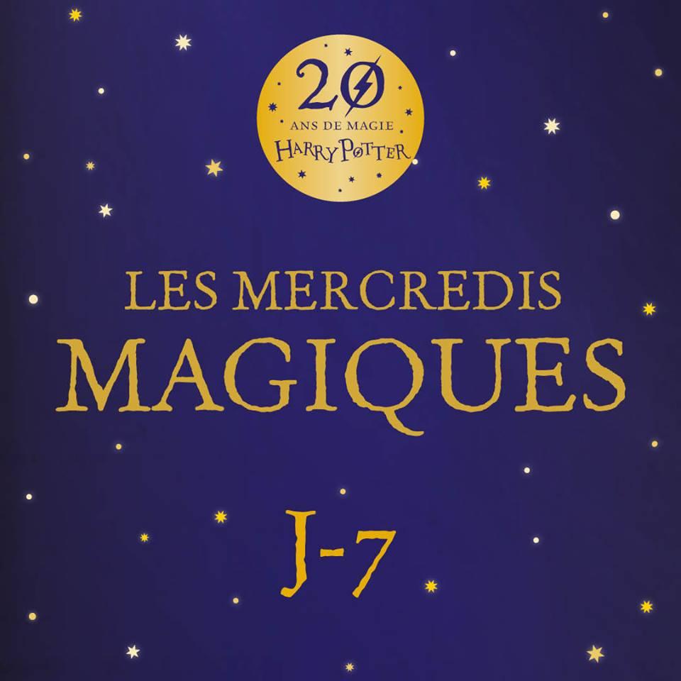 Gallimard Jeunesse annonce ses «Mercredis Magiques» ! [MàJ]