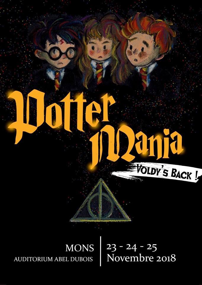 La troupe PotterMania revient cet automne avec son tout nouveau spectacle «Potter Mania : Voldy's Back !»
