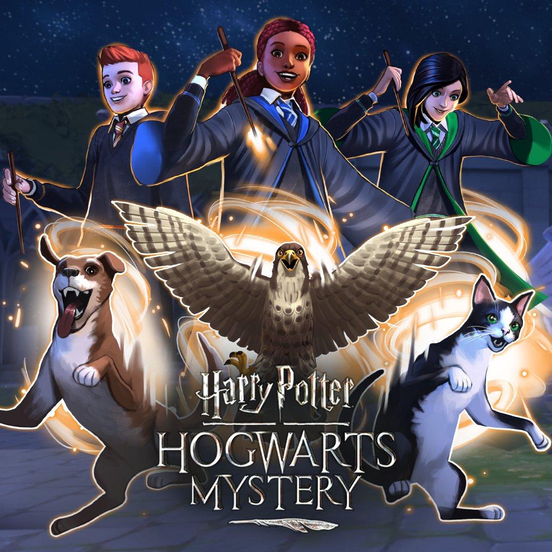 Le retour en force du jeu mobile Hogwarts Mystery