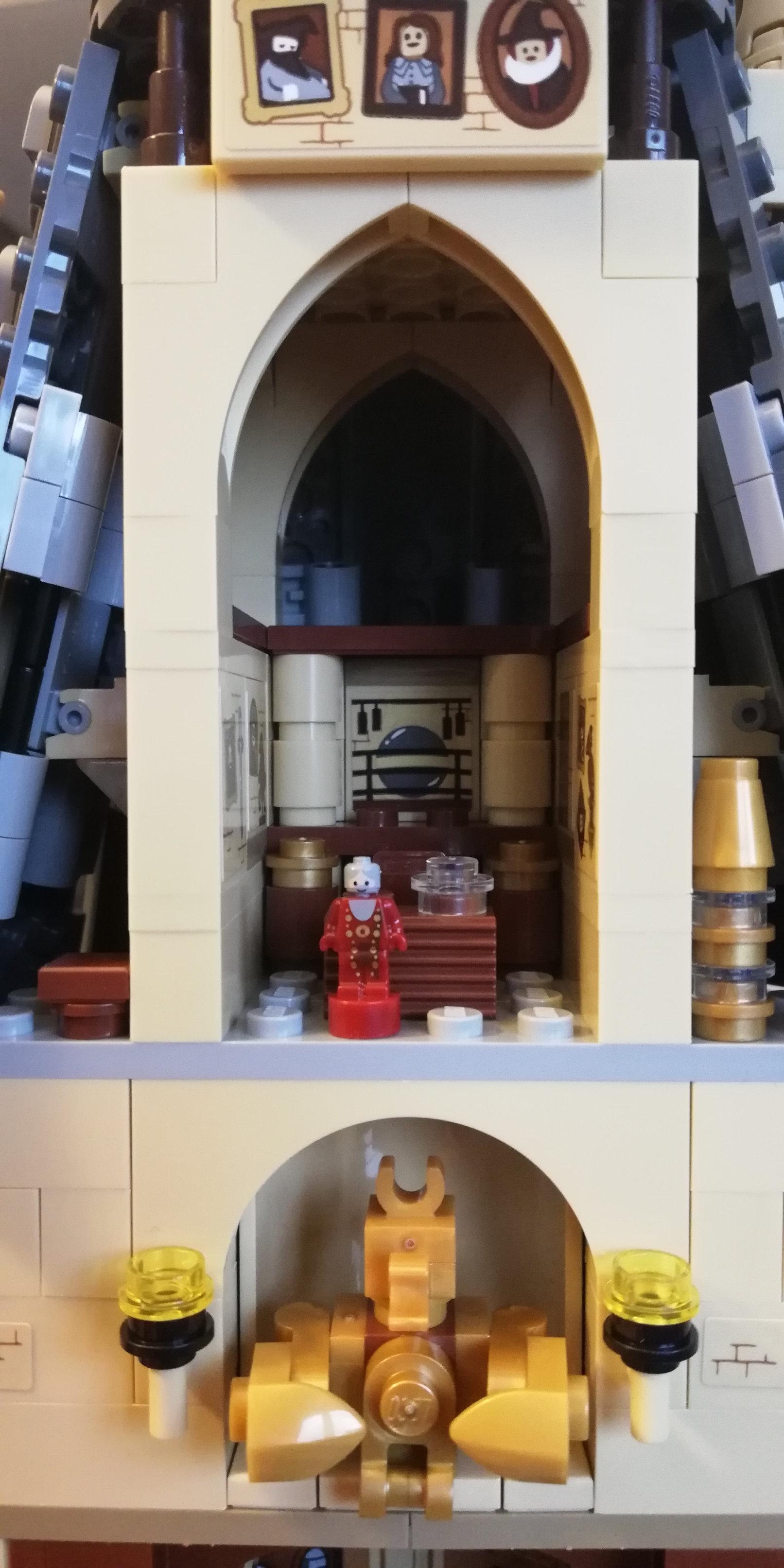 Le Chateau Poudlard LEGO Harry Potter 71043 – bilan d'une construction épique