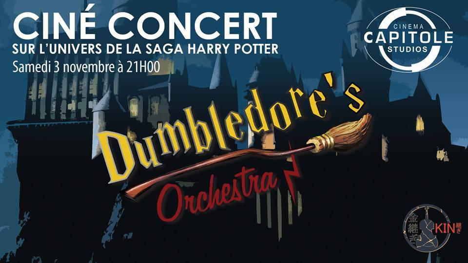Un ciné-concert Harry Potter inédit à Avignon !