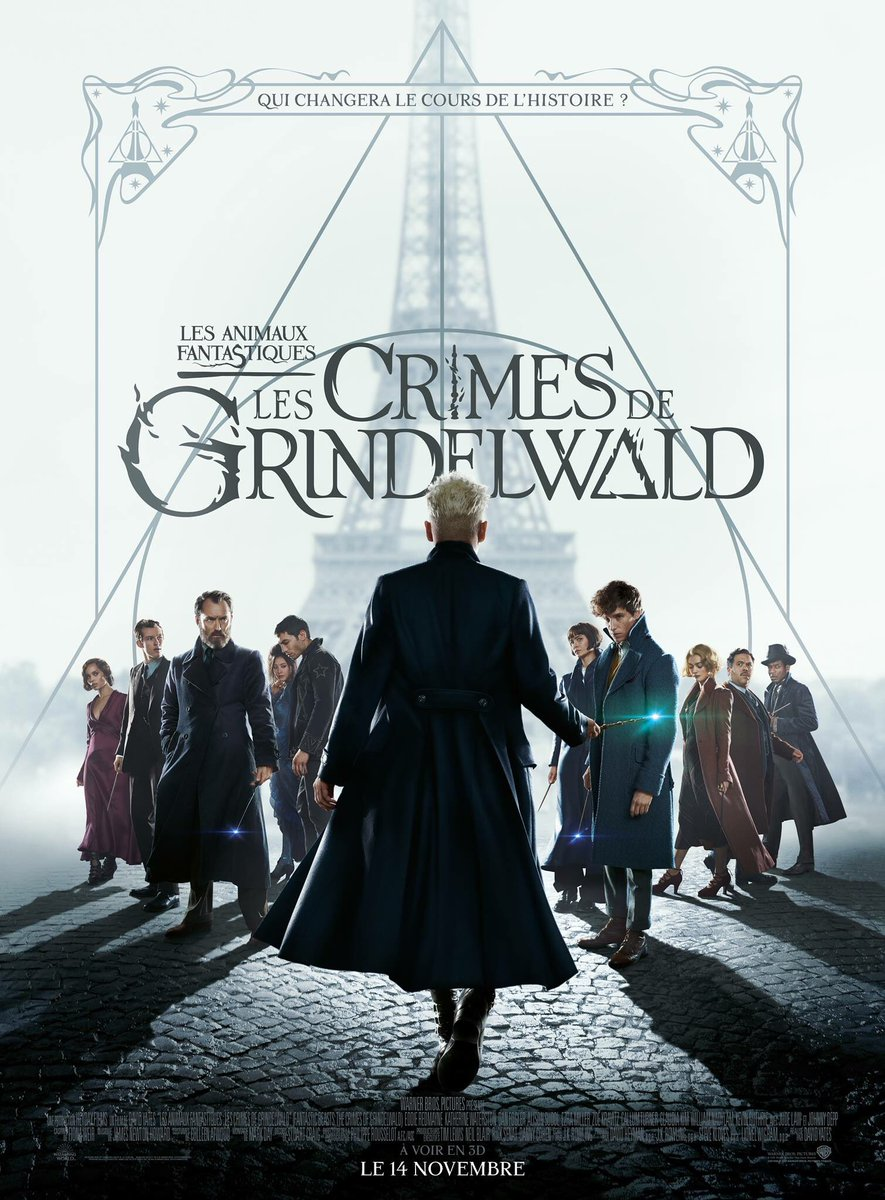 Estimation du box-office des Crimes de Grindelwald