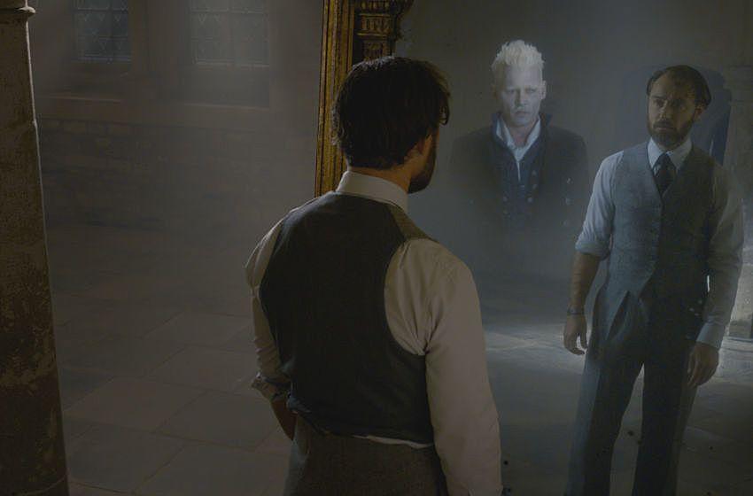 L'amour Grindelwald-Dumbledore était réciproque