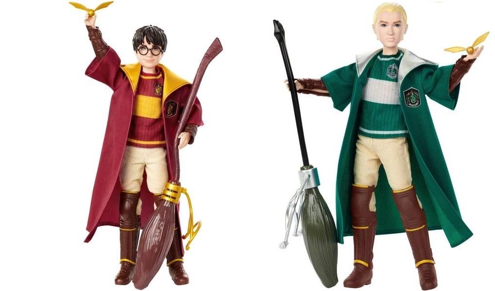 Deux nouvelles Barbies Harry Potter