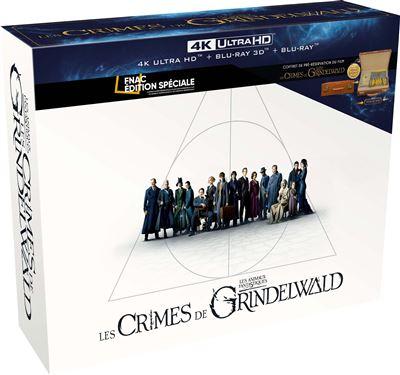 Un coffret DVD en édition limitée Animaux Fantastiques 2 déjà disponible à la FNAC