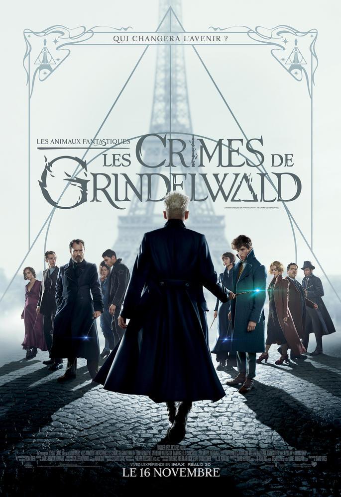 Les Animaux fantastiques : Les crimes de Grindelwald, l'avis de la rédac' (Sans spoilers)