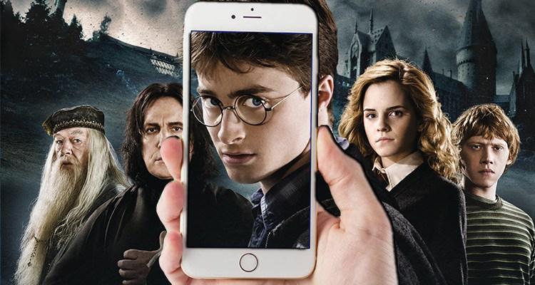 Samsung et Niantic travailleraient sur un nouveau jeu Harry Potter