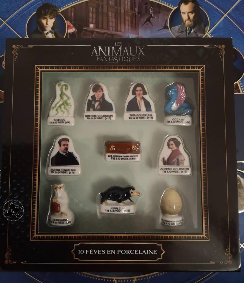 Galette des rois Animaux Fantastiques chez Leclerc !