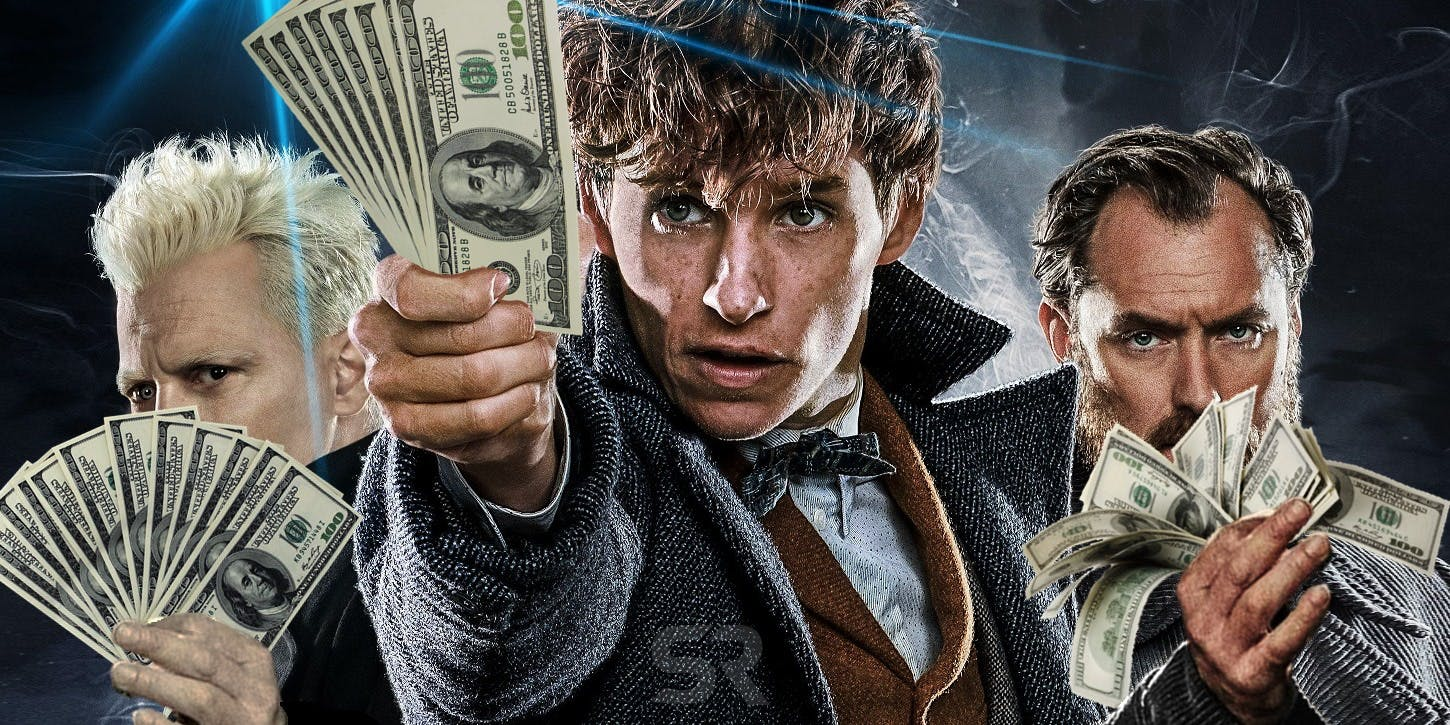 Les Crimes de Grindelwald peine au Box Office