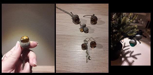 Tutoriel – Bijoux et décoration à thème Poufsouffle