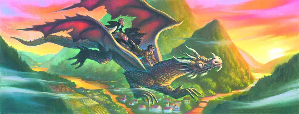 Harry Potter 7 imprimé dans le noir [Démenti]