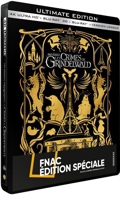 Un Blu-ray des Crimes de Grindelwald exclusif à la FNAC