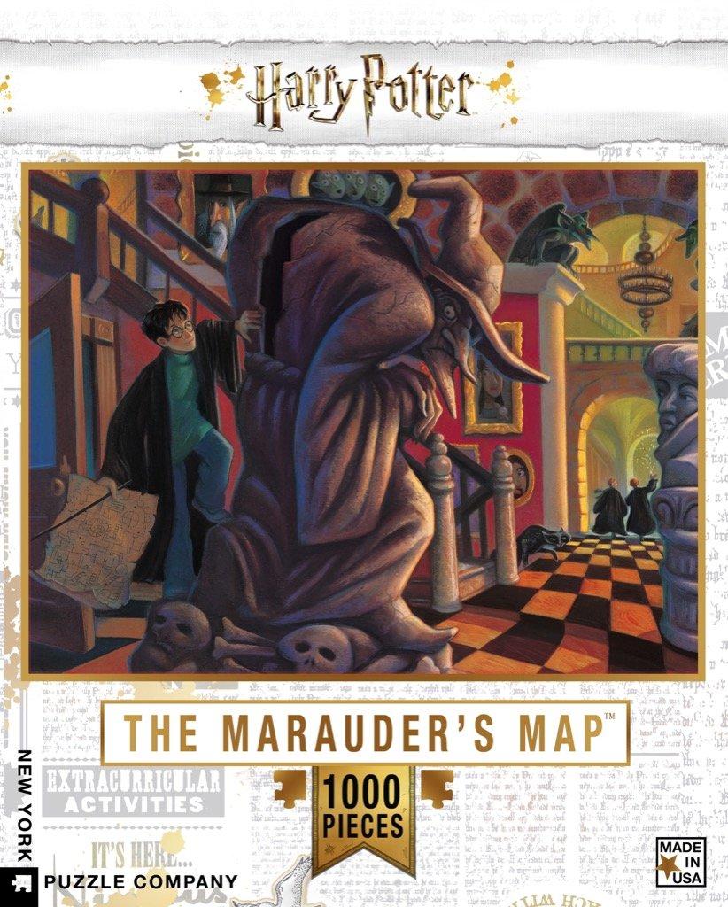 Des puzzles Harry Potter qui remettent Mary GrandPre à l'honneur !