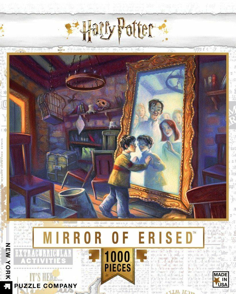 Puzzle du Miroir du Risèd par Mary Grandpré