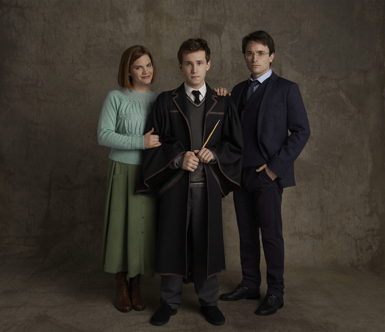 Harry Potter & the Cursed Child : les photos de famille