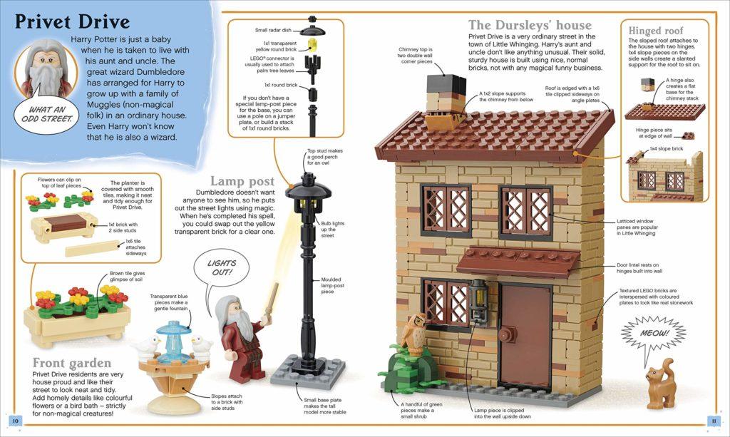 Construisez votre propre aventure LEGO Harry Potter en 2019