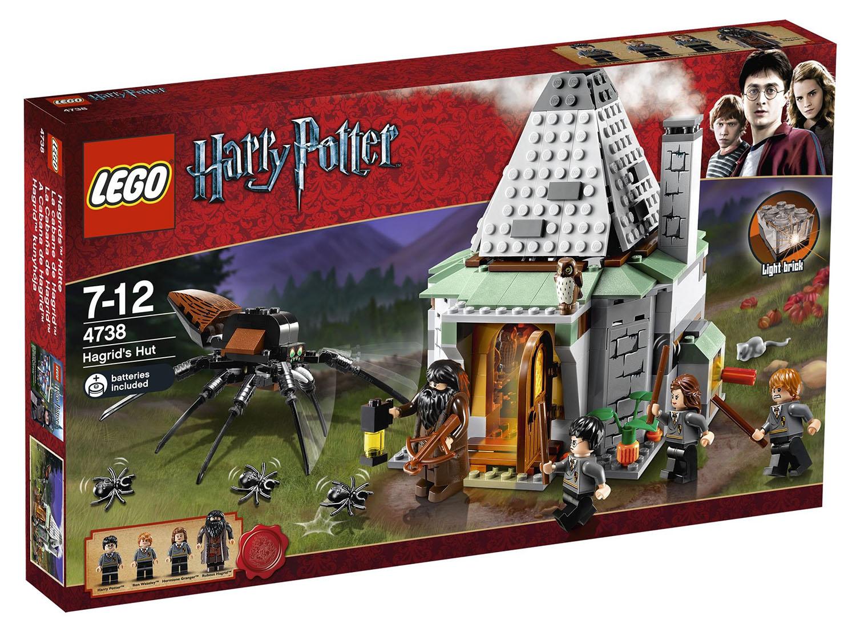 LEGO Cabane de Hagrid 2010