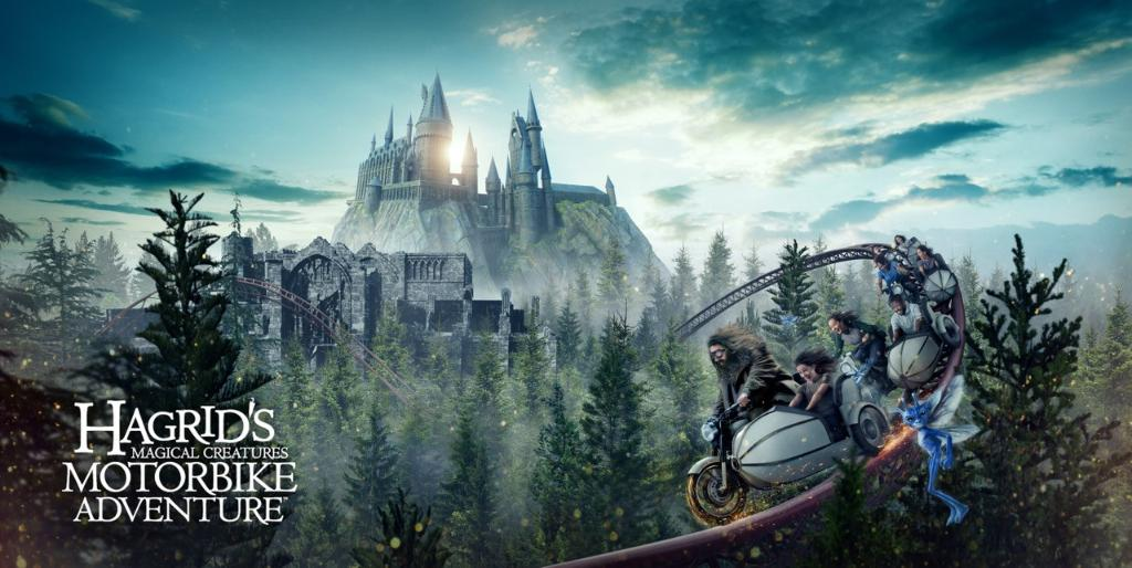 Nom et date de la nouvelle attraction Harry Potter confirmée à Orlando !
