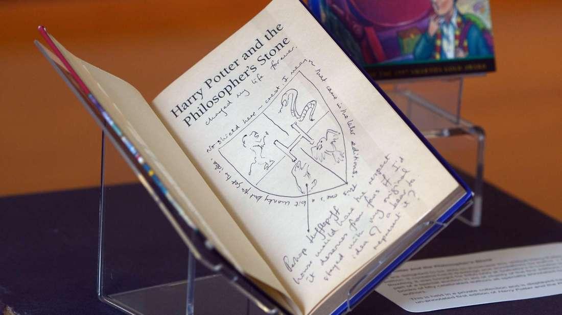 Les livres rares Harry Potter affolent les compteurs