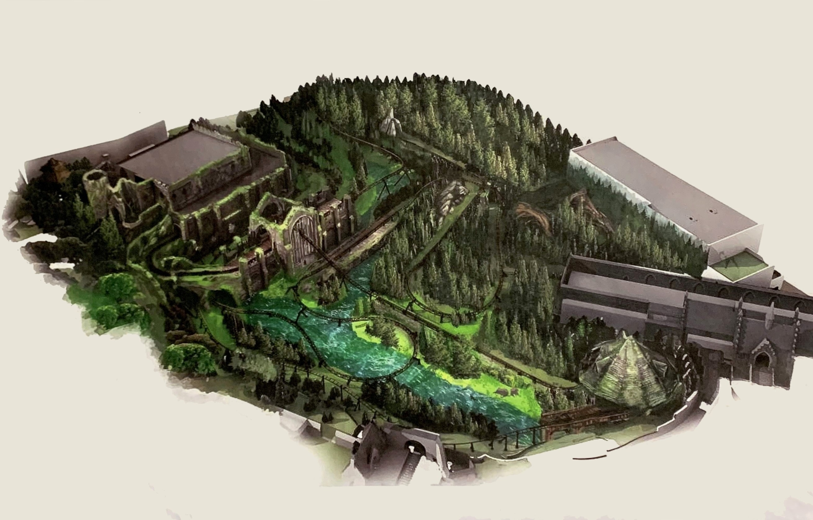 Universal Orlando : un vol avec Hagrid pour la nouvelle attraction
