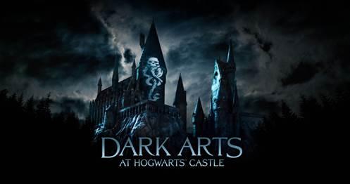"""Nouveau spectacle """"magie noire"""" Harry Potter à Orlando !"""