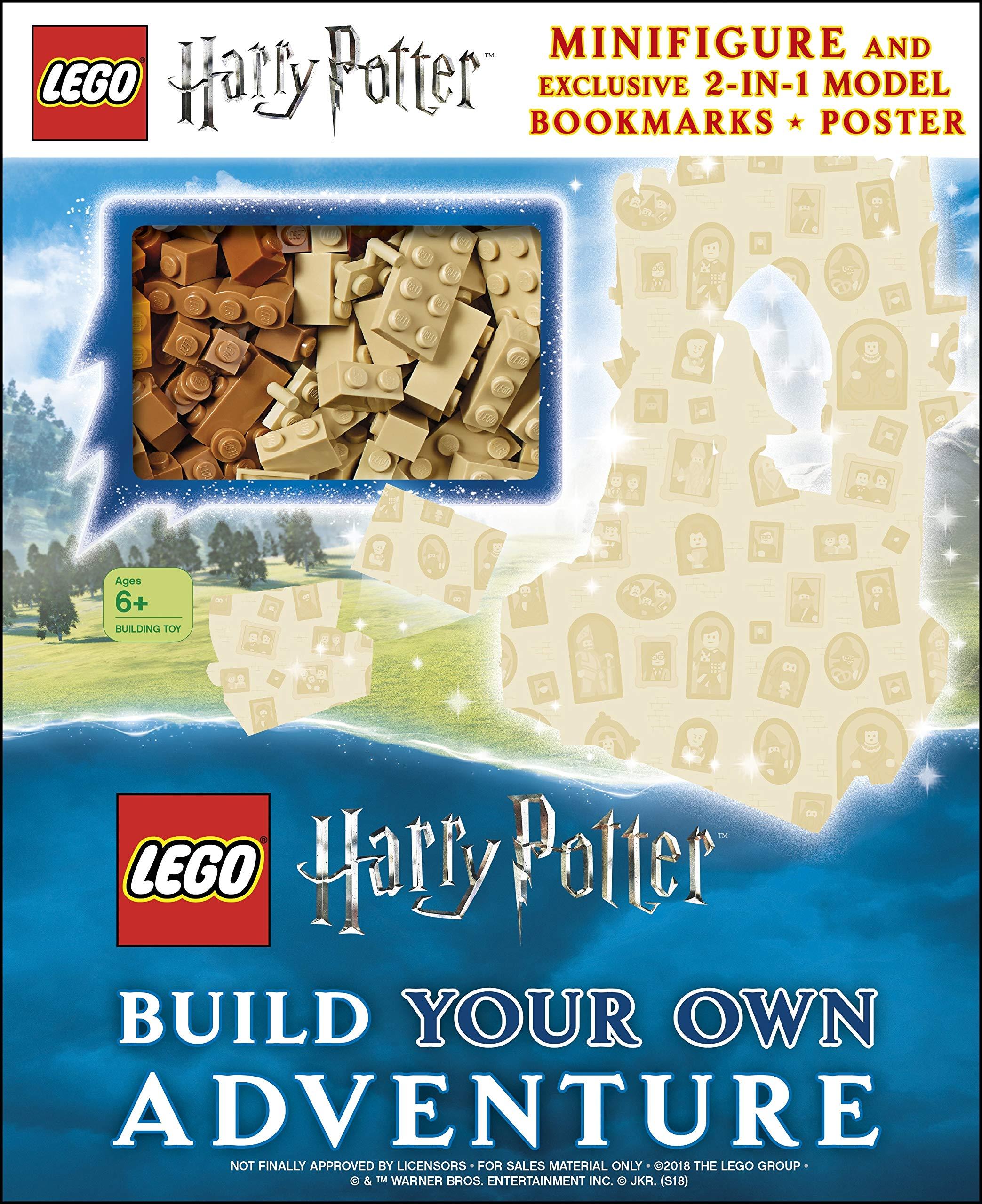 Construisez votre propre aventure LEGO Harry Potter en 2019 !