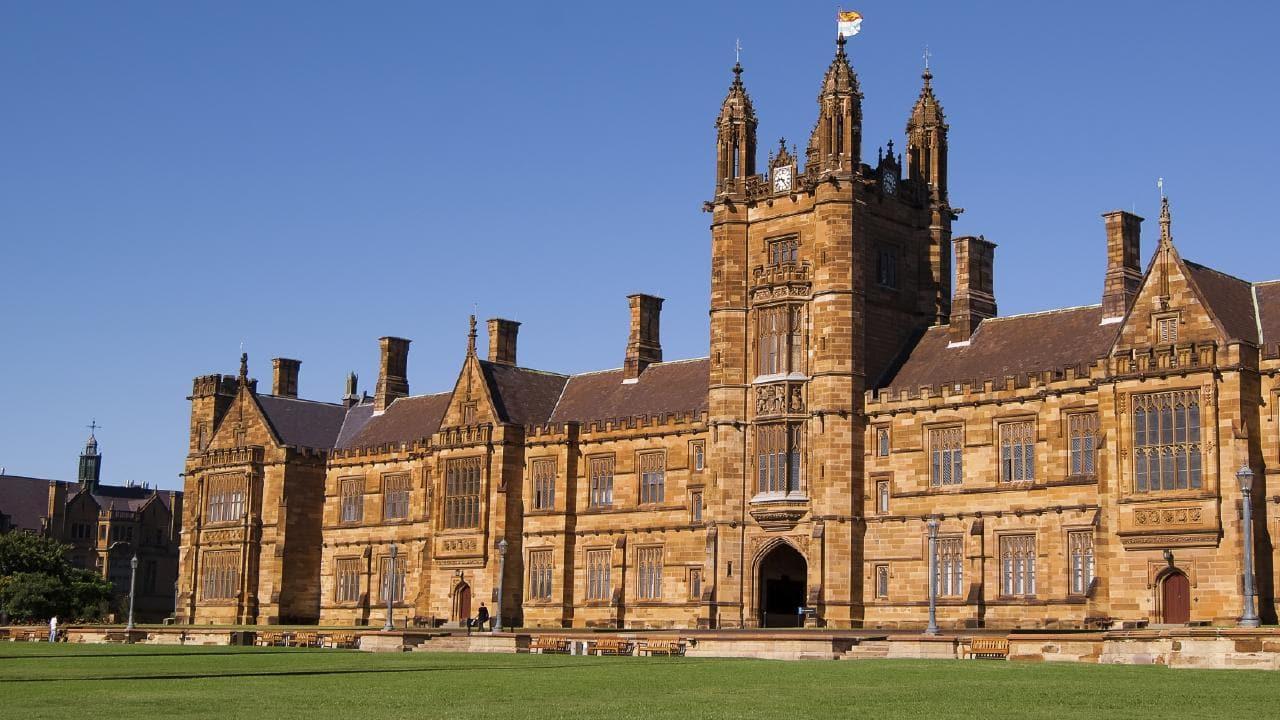 Les touristes chinois confondent Poudlard et l'université de Sydney