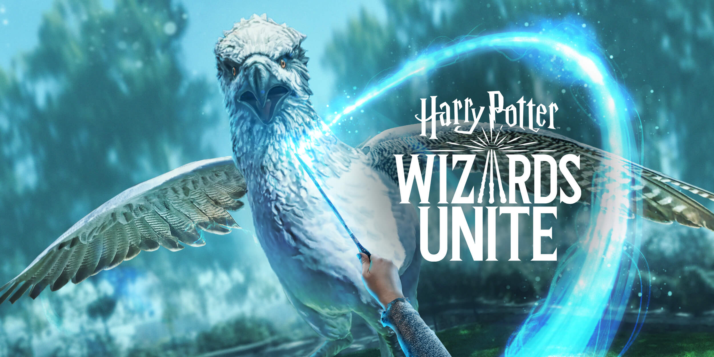 Premiers aperçus de Wizards Unite, ou Harry Potter Go !