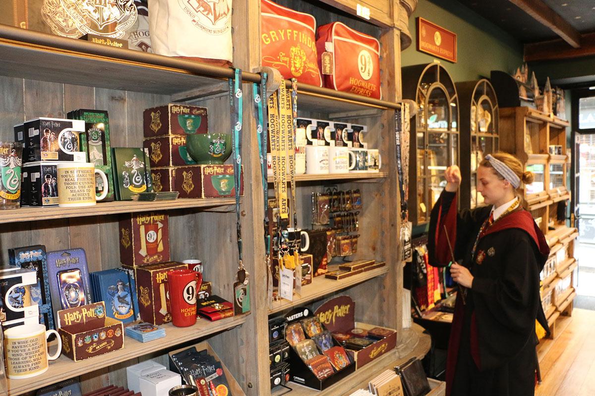 Une nouvelle boutique Harry Potter ouvre quelque part !