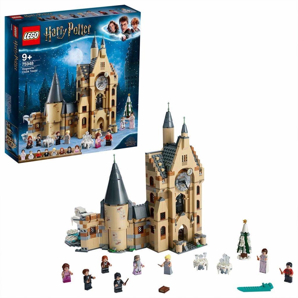 LEGO Tour de l'horloge 2019