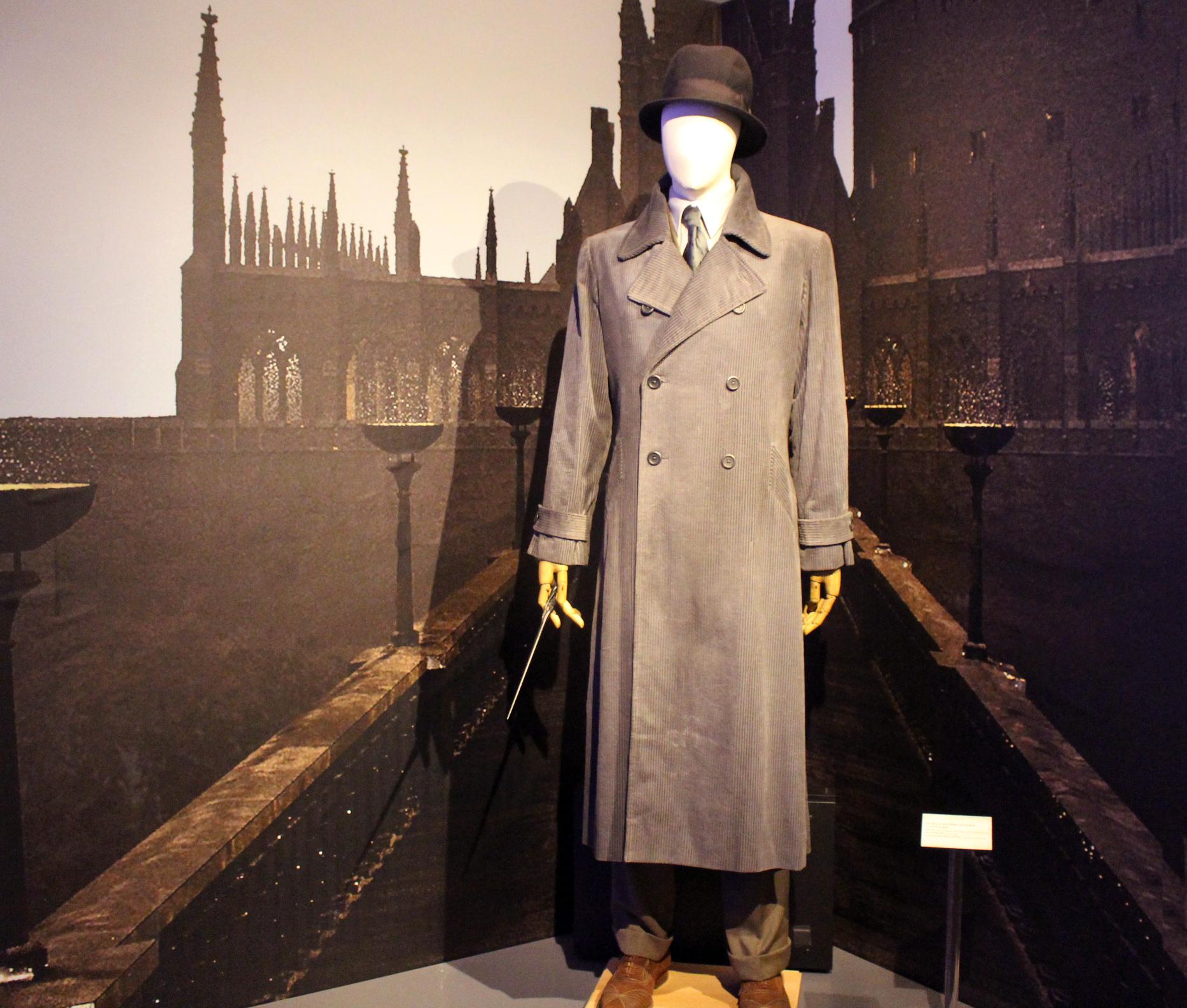 Les costumes des Crimes de Grindelwald exposés à Hollywood