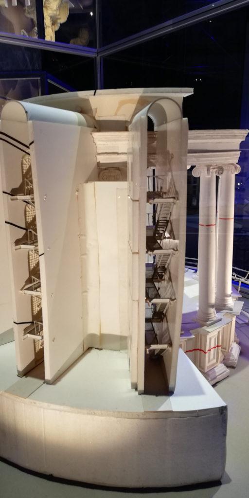 Maquette de la salle des coffres de Gringotts au Warner Bros Studio Tour London - The Making of Harry Potter - Inauguration Gringotts