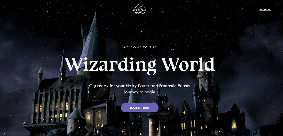 Wizarding World Digital est arrivé !