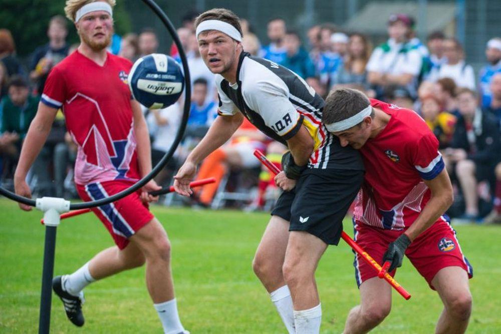 Quidditch Norvège Allemagne