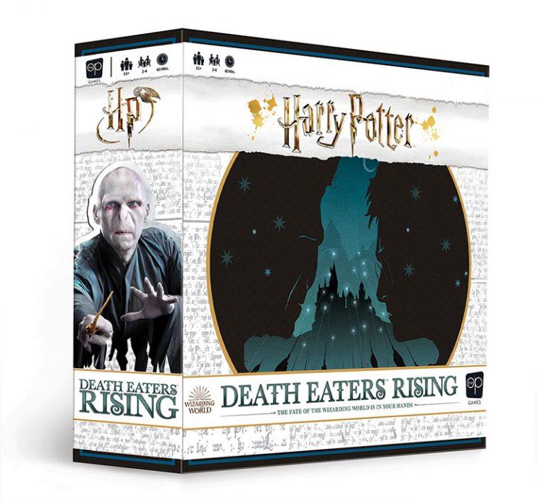 """""""L'ascension des mangemorts"""", nouveau jeu Harry Potter collaboratif"""