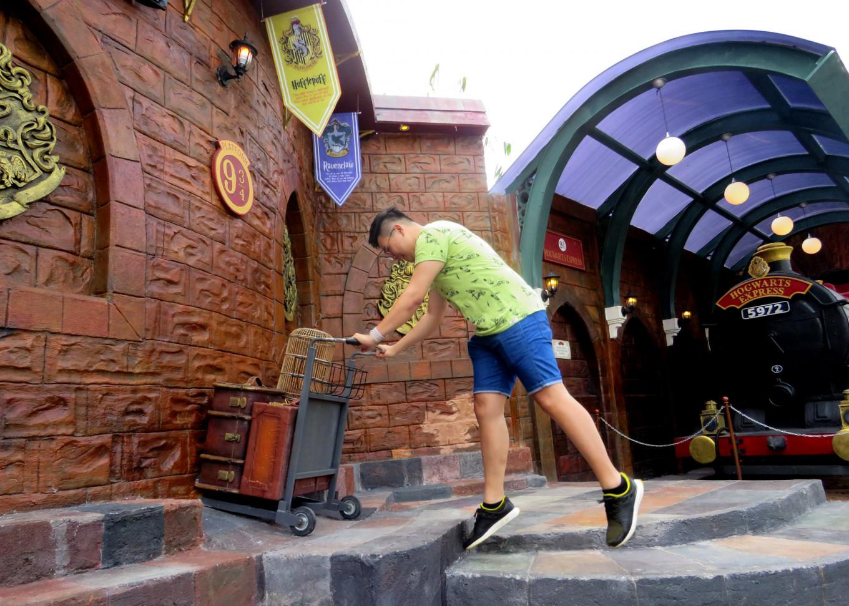 Un parc à thème Harry Potter en Indonésie ! … ou presque.
