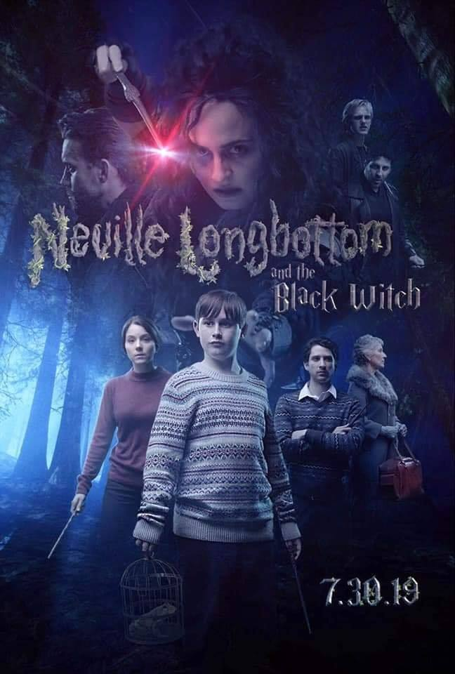 Bellatrix et les Londubat au coeur d'un nouveau fanfilm impresionnant !