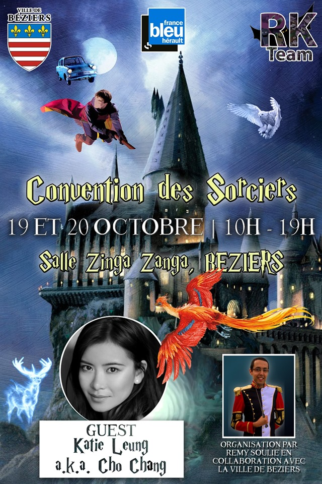 La convention des Sorciers, un salon 100% Harry Potter à Béziers !
