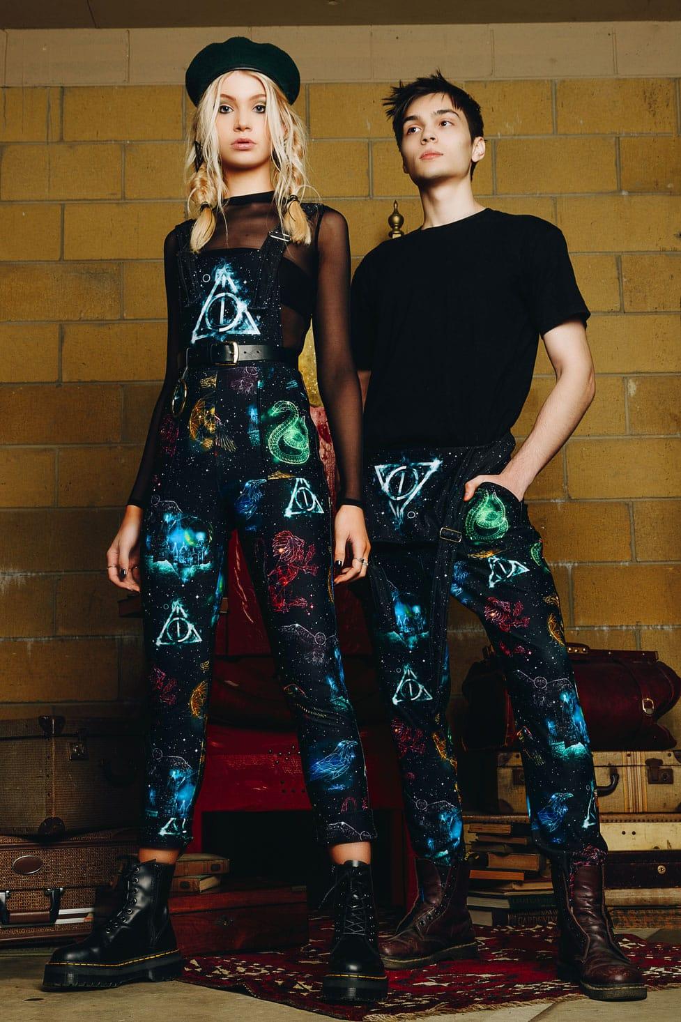 BlackMilk dévoile une nouvelle collection de vêtements Harry Potter