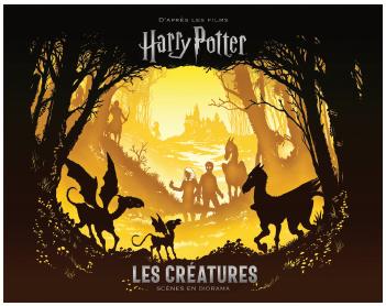 Couverture du Diorama Les créatures magiques