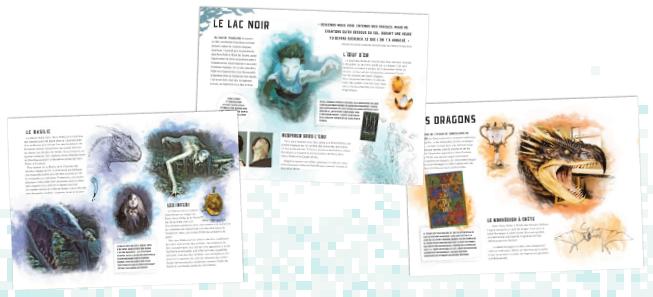 Deux dioramas Harry Potter à paraître chez 404 édition !