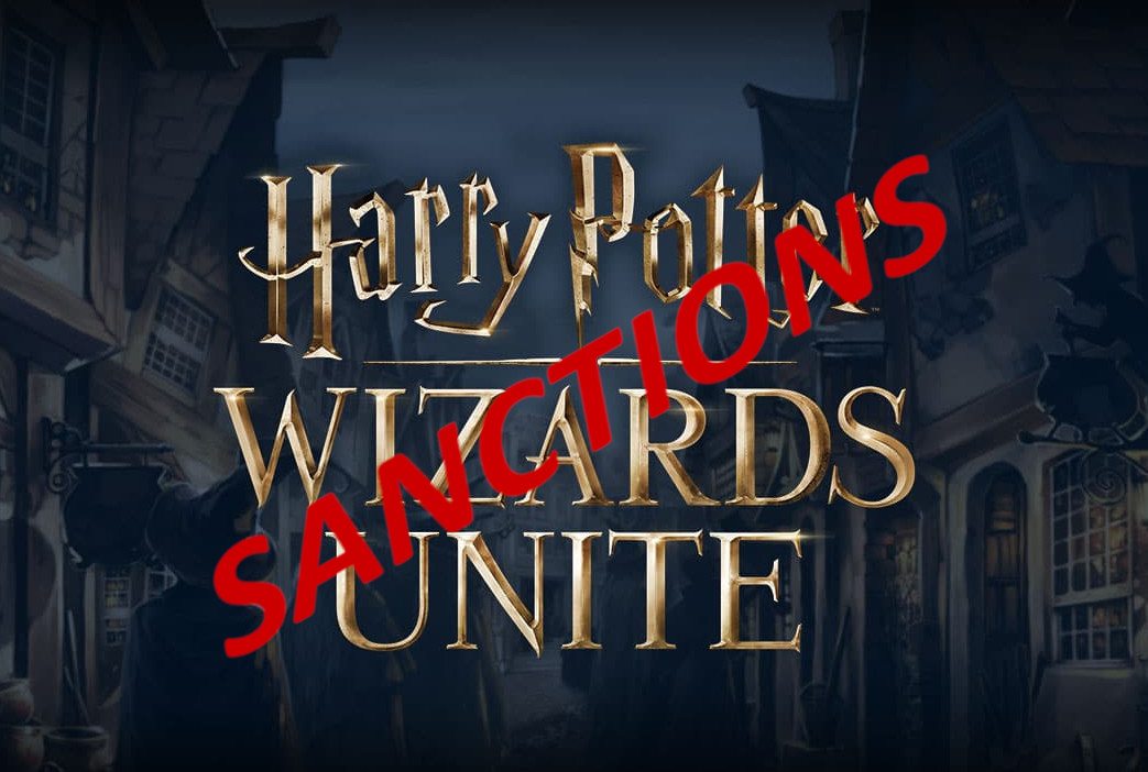Niantic sanctionne 500 000 tricheurs sur Harry Potter : Wizards Unite et Pokémon GO