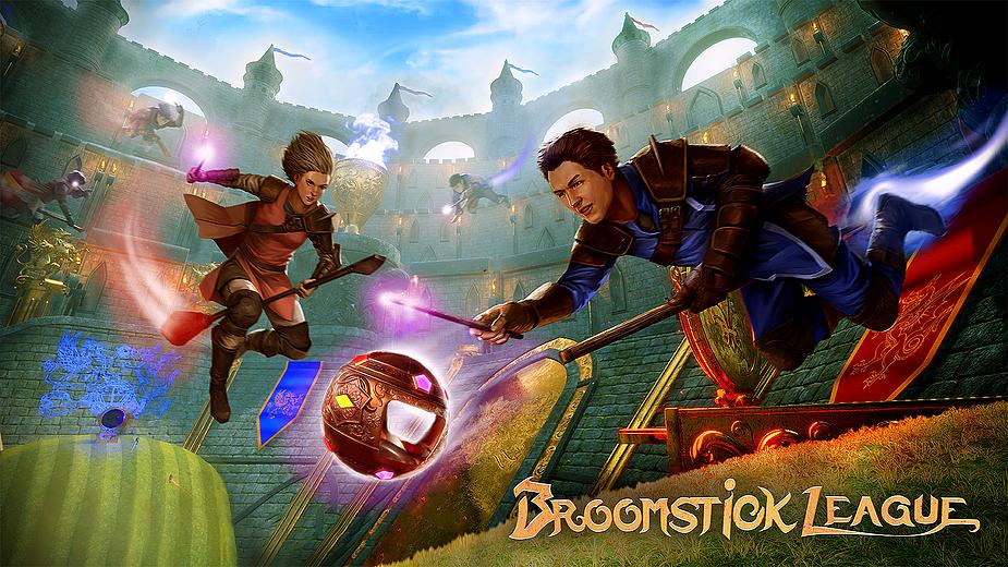 Un nouveau jeu vidéo de quidditch ? Pas tout à fait, mais presque !