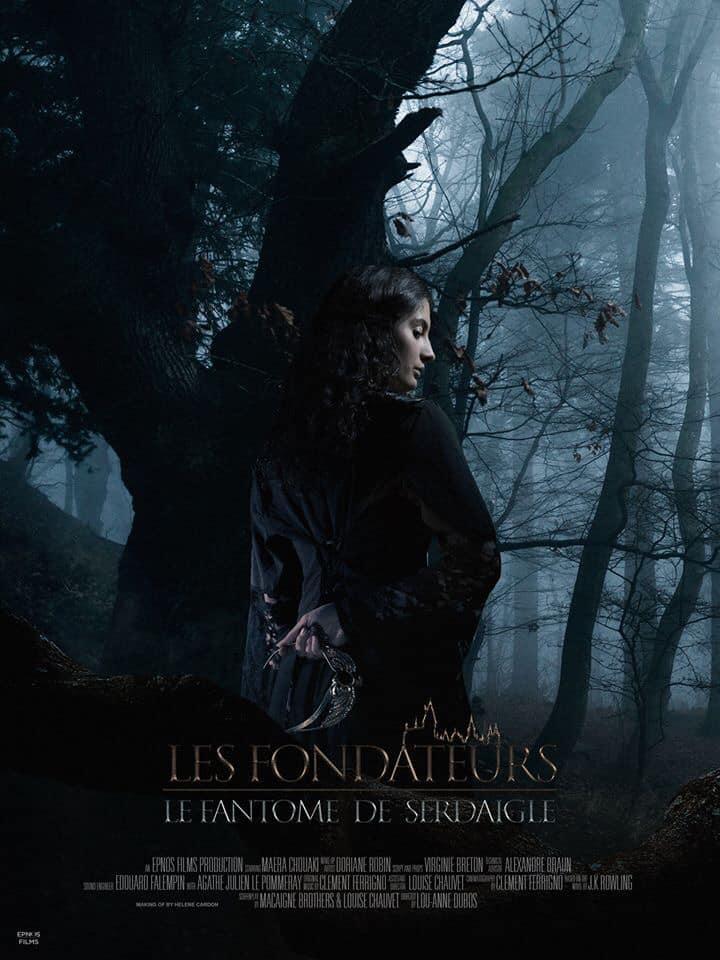 Fanfilm : Les Fondateurs – Le Fantôme de Serdaigle, un début intriguant !