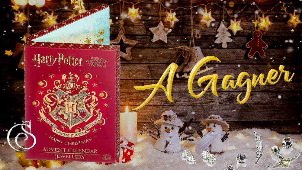 CONCOURS : Gagnez un calendrier de l'Avent Harry Potter de Carat Shop