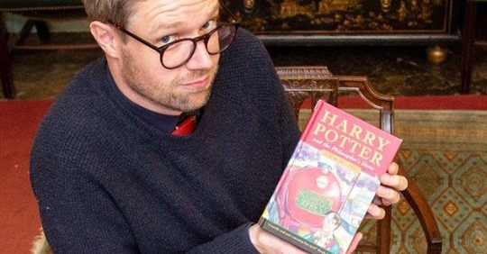 La vente aux enchères d'une première édition de Harry Potter atteint des sommets!