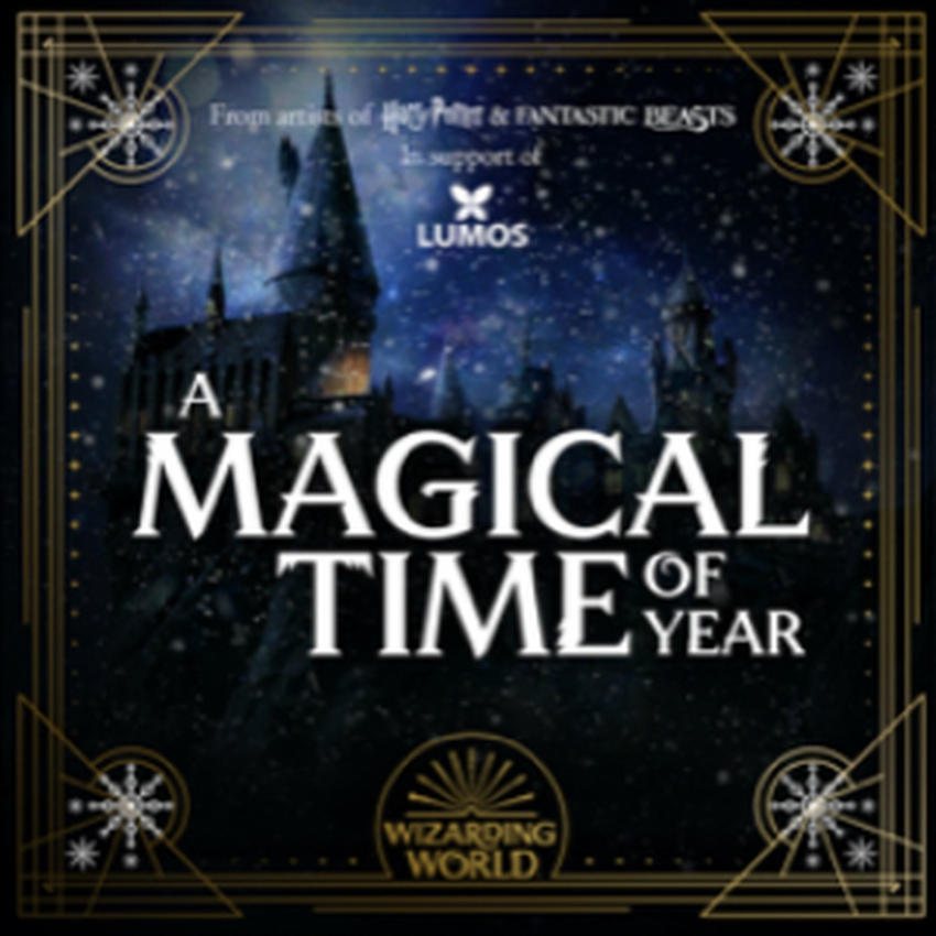 """A Magical Time of Year"" ; l'album de Noël par les stars de Harry Potter et Animaux fantastiques"